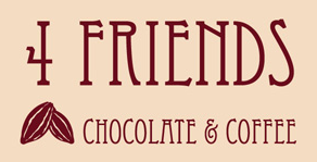 4 FRIENDS - chocolate and coffee