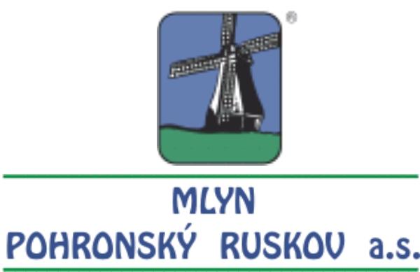 Mlyn Pohronský Ruskov, a.s.