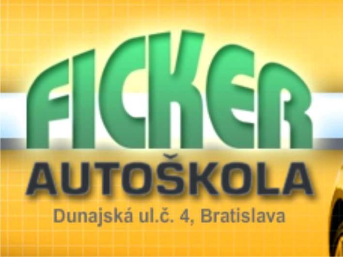 Autoškola FICKER Bratislava