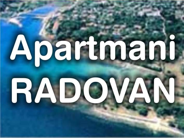 Apartmani RADOVAN