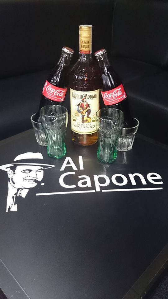 AL Capone cafe bar
